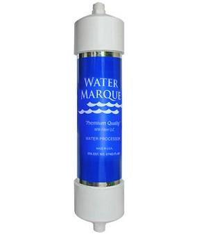 hook up water filter refrigerator