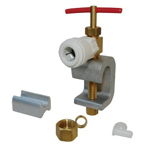 "WG85-W Water Valve with 3/8"" Q.C."