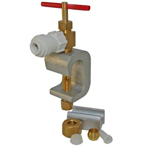 "WG75-W Water Valve with 1/4"" Q.C."