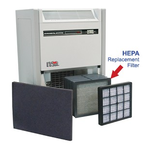 HEPA Replacement Filter for NSA Models 7000 & 7100 Air Fitlers