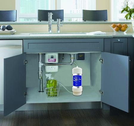 Nsa S Under The Sink Water Filter, Under Cabinet Water Filter