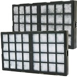 1200CRF NSA Replacement Combo Filter Set for 1200 Air Filter